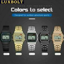 Casio Men Wrist Watch LED Retro Digital Unisex Classic silicon New multicolor