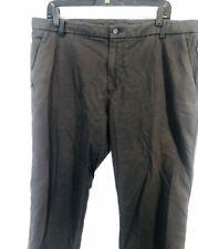 LULULEMON Mens size 38 Black casual trouser pants stretch