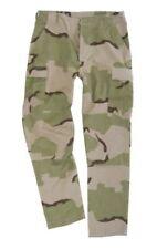 Pantalones de hombre cargo Beige 100% algodón