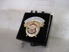 Polish Legion Amer Vets Hospital Volunteer    pin mint