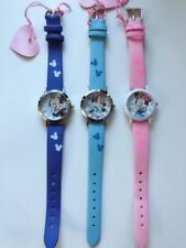 Faux Leather Band Cartoon/Novelty Analogue Round Wristwatches