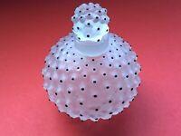 Lalique Crystal Cactus Perfume Bottle—Signed