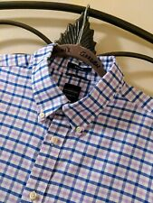 Dockers Battery Street Shirt Men's XL 17/17.5 34/35 Classic Fit long sleeves