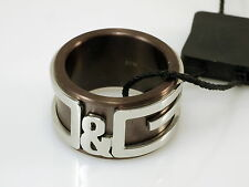 Dolce  Gabbana Ring Gr. 58 D&G