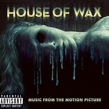 1 CENT CD House of Wax SOUNDTRACK [PA] prodigy deftones marilyn manson disturbed
