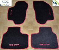 ALFA ROMEO 156 GTA TAPPETI AUTO SU MISURA+4decori+4blok