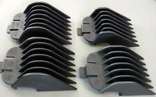 WAHL CLIPPER GUARD ATTACHMENT COMBS - SIZE 5-8 PLASTIC GUARDS