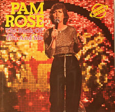 "Pam Rose - The Book of You and Me - Memories For Sale - 7 "" Single (F1059)"