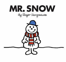 Mr. Snow (Mr. Men Classic Library), Hargreaves, Roger , Acceptable | Fast Delive