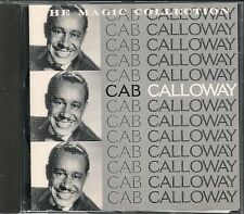 CD COMPIL 16 TITRES--CAB CALLOWAY--THE MAGIC COLLECTION