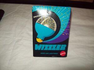 NIB UNOPENED Wizzzer SPARKSHOOTER Mattel 1970 Factory Sealed