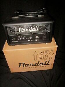 Randall RD1H Diavlo Guitar head    New
