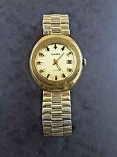 Citizen Watch Gents automatic 62-8760 gold coloured Vintage