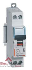 Disjoncteur unipolaire+neutre DNX3 40A Vis/Vis Legrand 406873
