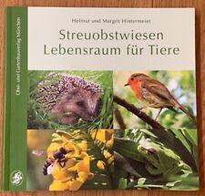 Garten - Natur -Streuobstwiesen - Lebensraum für Tiere - Buch