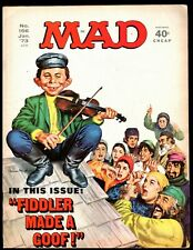 MAD MAGAZINE #156 G 1973 EC (FREE SHIPPING ON $15 ORDER!)