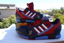 2008 Adidas JESSE OWENS 1936 Summer Olympics Sneakers US 8.5 / UK 8 / EU 42 WOW!