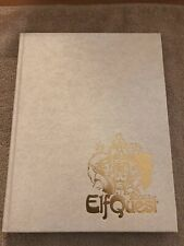 Elfquest Book 4 Donning 1984 1st Print Limited Ed Slipcase