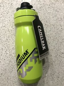 Camelbak Podium Dirt Series 21 oz Bike Bottle, Lime New with Tags