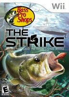 Bass Pro Shops: The Strike - Nintendo  Wii Game