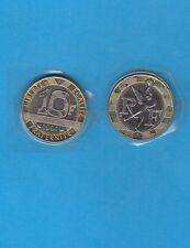 Cinquième République 10 Francs  Bimétallique BU 1994 Génie de la Bastille
