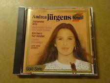 CD / ANDREA JURGENS: STAR FESTIVAL (ARIOLA EXPRESS)