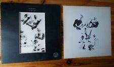 GENTLE GIANT IN A GLASS HOUSE WWA 002 SUPER DE LUXE VINYL LP DIE CUT TEX.SLEEVE