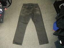 "Dr Denim Stanley 132 Jeans Waist 31"" Leg 29"" Black Faded Mens Jeans"