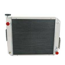 New listing 1337002, 2037521 Aftermarket Aluminum Radiator For Hyster Yale Forklift H45-65Xm