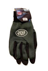 New York Jets NFL Football Utility Gardening Gloves