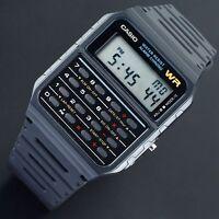 Casio 1980s Calculator Watch CA53W Alarm Stopwatch Brand New