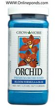 GROW MORE 6-30-30 PREMIUM ORCHID FOOD BLOOM FORMULA FERTILIZER 1.25 LBS