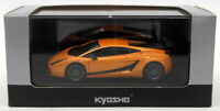 Kyosho 1/43 Scale Model Car 03751P - Lamborghini Gallardo Superleggera - Orange