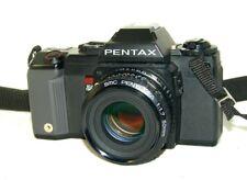camera ASAHI:PENTAX A3,SMC PENTAX-A 1,7/50mm.Lens,made in Japan