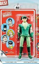 D.C Comics Retro Mego Red Card Green Arrow 8 Inch Action Figure lmtd 100 pieces