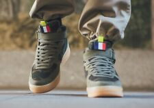 Nike Air Force 1 Jewel Mid 'Country Camo France' Uk Size 8.5 Eur 43 AV2586-200