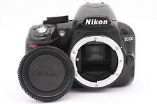 Nikon D D3100 14.2mp Cámara SLR Digital - Negro (solo carcasa) -