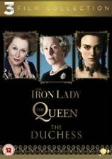 Iron Lady The Queen The Duchess 5060002837368 DVD Region 2 P H