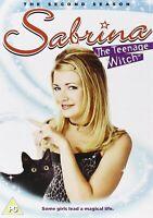 Sabrina - The Teenage Witch Complete Season 2 -Melissa Joan NEW REGION 2 DVD PAL