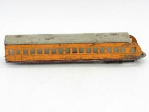 Lionel O Scale Pre War 784 Hiawatha Observation Car for Parts or Restore
