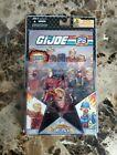 Crimson Guard Scarred Officer Comic Pack 2007 GI JOE COBRA 25th Anniversary MOC