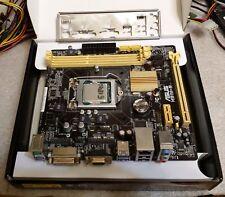 Asus H81M-R + Celeron G1840 Intel H81 LGA 1150 uATX Motherboard + CPU SATA3 USB3