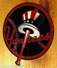 Yankees Oldschool Sticker / Aufkleber Baseball NY New York Vintage Decal USA