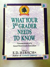 The Core Knowledge: What Your Third Grader Needs to Know : Fundamentals S#5331B