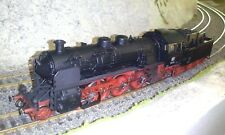 Locomotiva a vapore  Pacific BR 18 DB Digitale DCC Rivarossi H0
