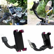 New Motorcycle Universal Adjustable Scooter Mount Holder Stand For Cell Phone