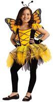 Ballerina Butterfly Fairy Pixie Sprite Dress Up Girl Costume L
