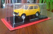 Model samochodu Lada Niva, Hachette, 1:24 scale model diecast
