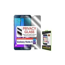 For Samsung Galaxy Note 5 Premium Tempered Privacy Glass Screen Protector Guard