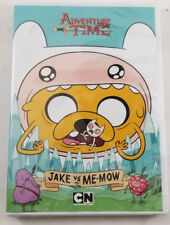 Adventure Time - Jake vs. Me-Mow DVD  -  NEW! SEALED! FREE SHIPPING!